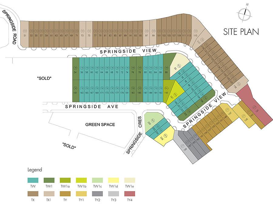 Brooks Signature - site plan 3