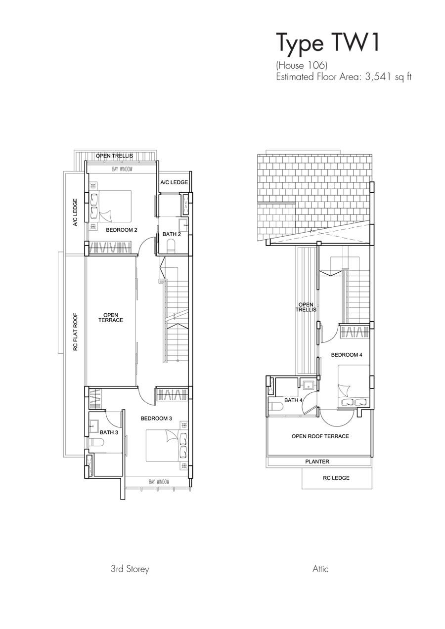 Brooks Signature floor plan TW1 106 (2)