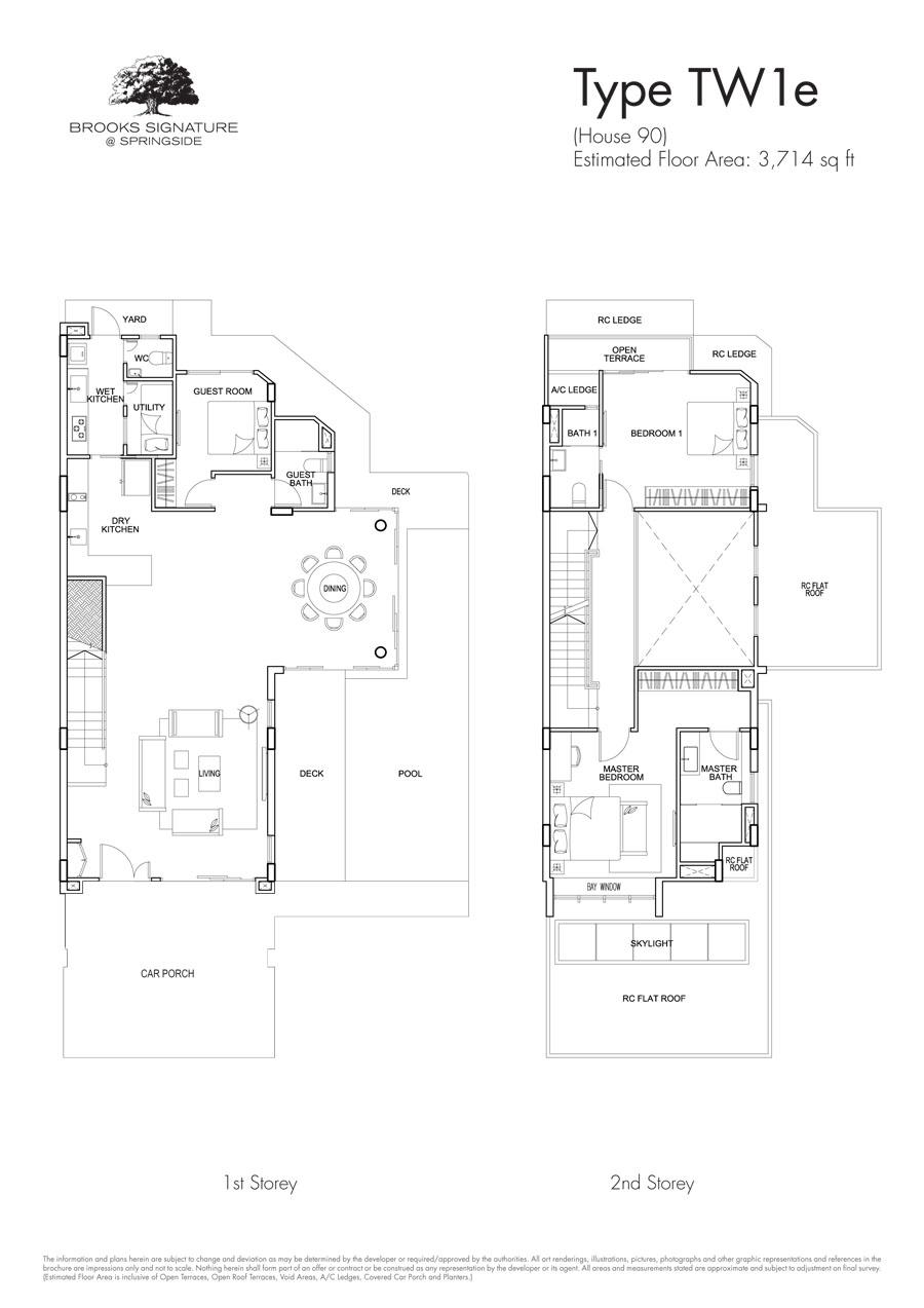 Brooks Signature floor plan TW1e 90 (1)
