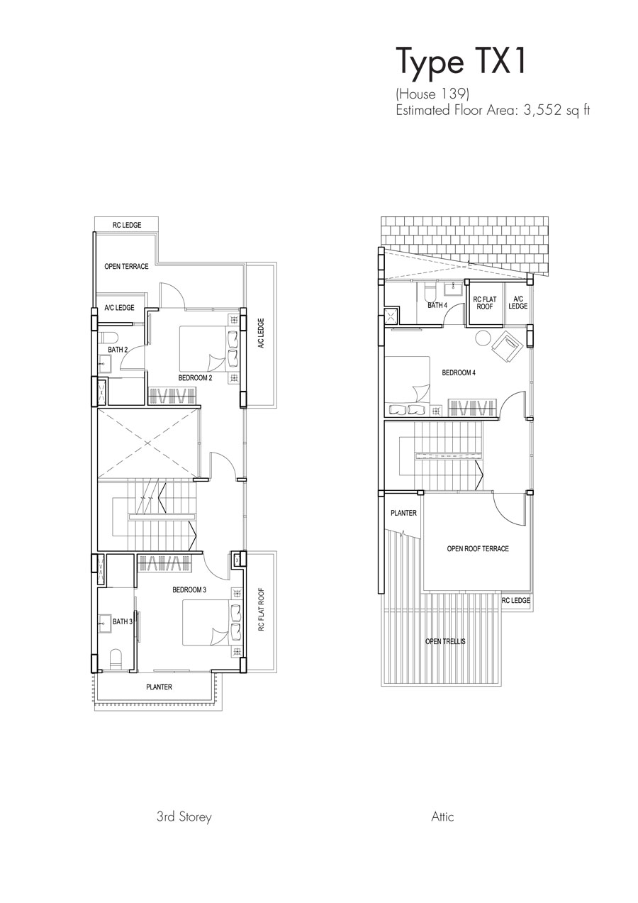 Brooks Signature floor plan TX1 139 (2)