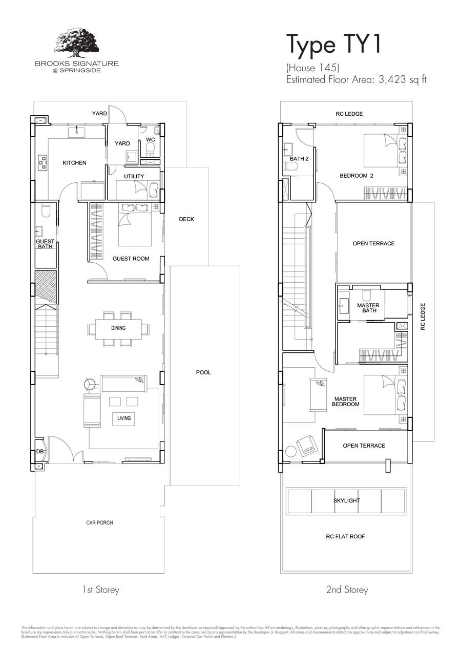 Brooks Signature floor plan TY1 (1)