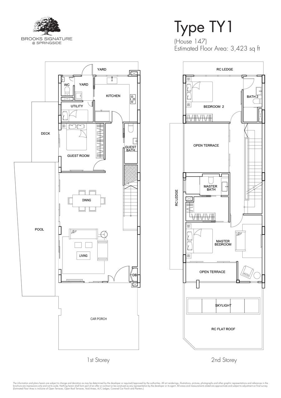 Brooks Signature floor plan TY1 147 (1)
