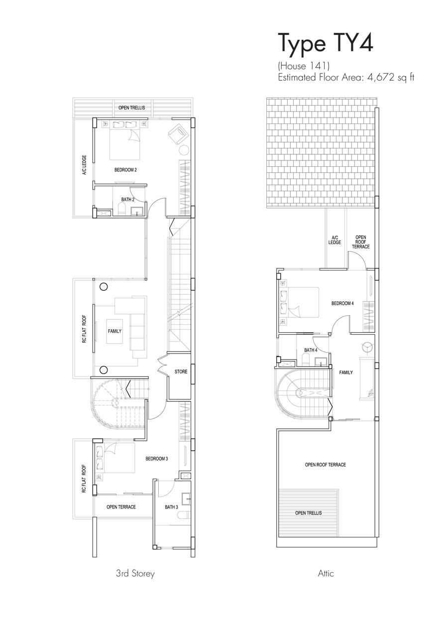 Brooks Signature floor plan TY4 (2)